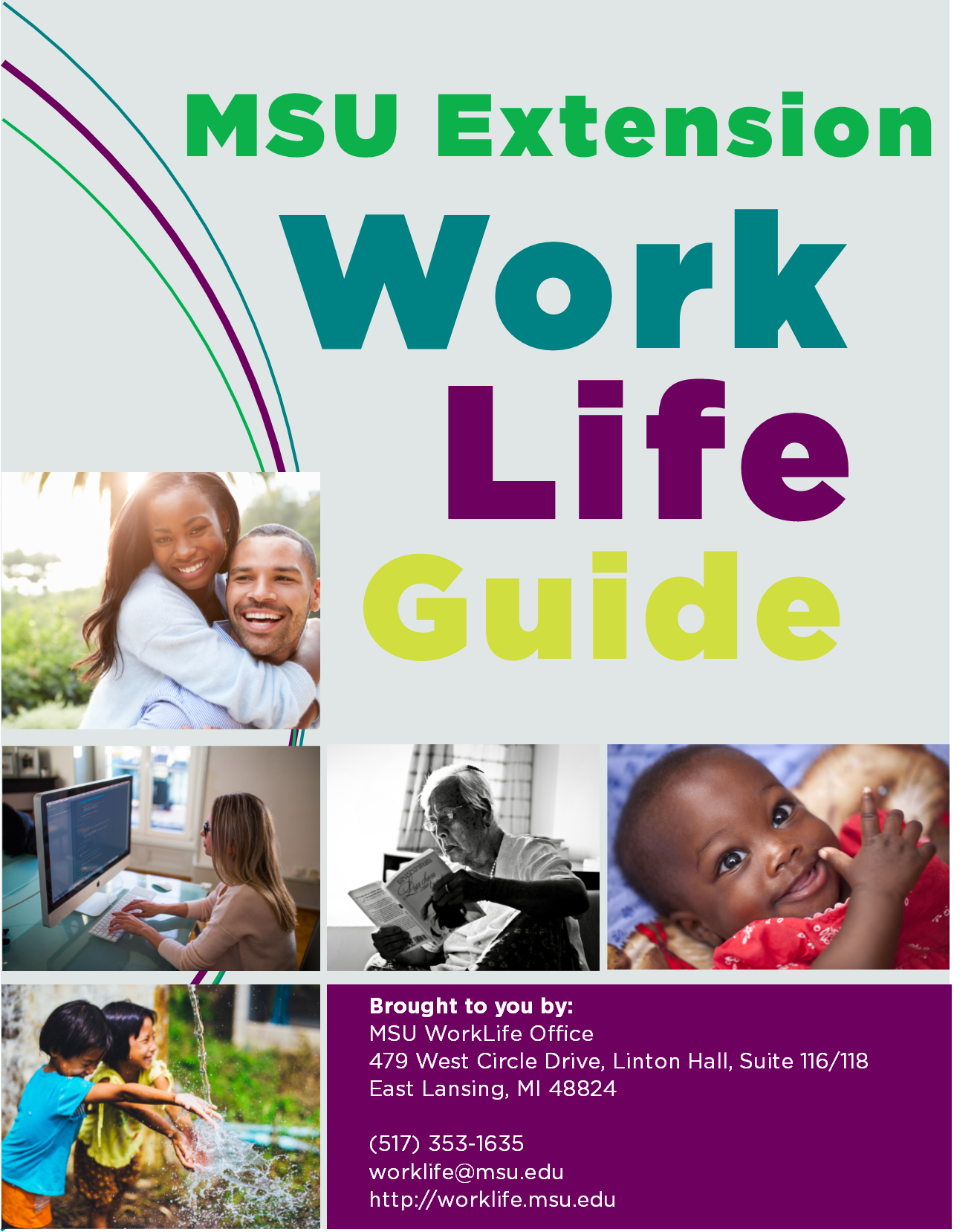 MSU Extension WorkLife Guide Cover