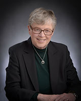 Photo of MSU President Lou Anna K. Simon