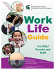 Cover of the WorkLife Guide, For MSU Facutly and Staff