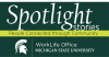Spotlight Stories icon with WorkLife logo